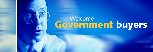 Welcome Government Buyers!