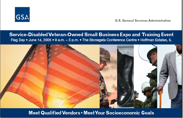 small business expo promotional materials